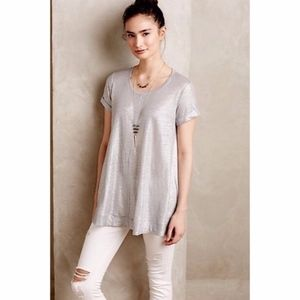 Glimmered Tee by Bordeaux